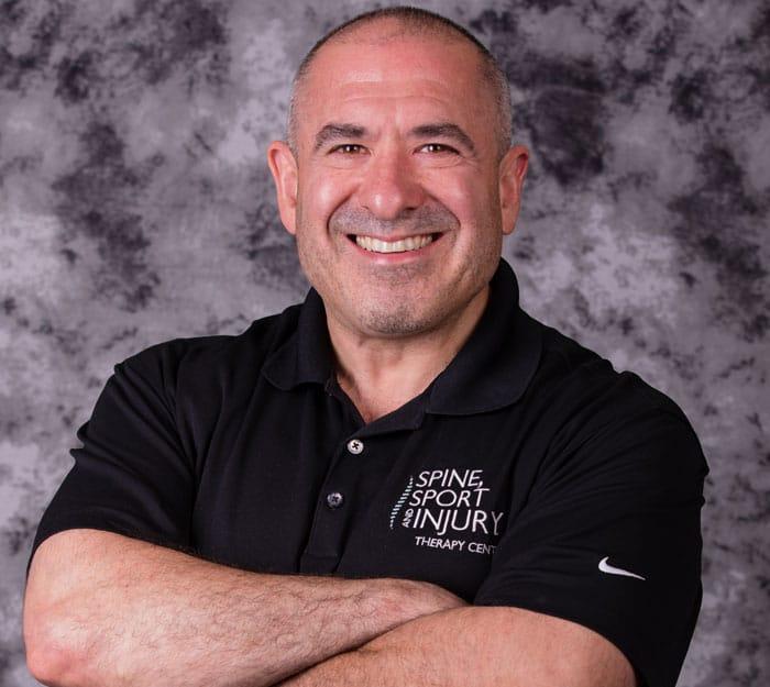 Chiropractor Davenport IA Mark Schmall
